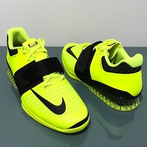 NIKE ROMALEOS 3 Mens Sz 15 WEIGHTLIFTING NEW